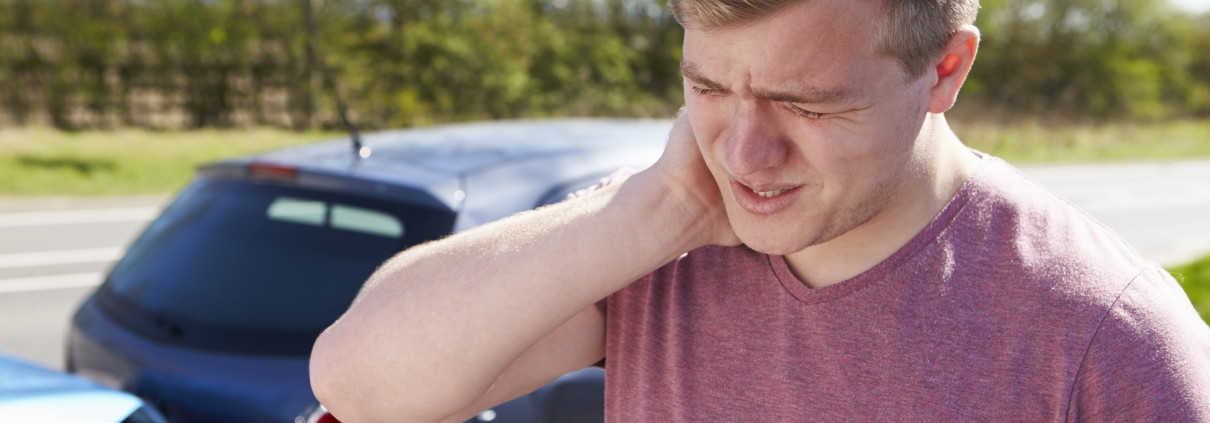 types of pain after car accident