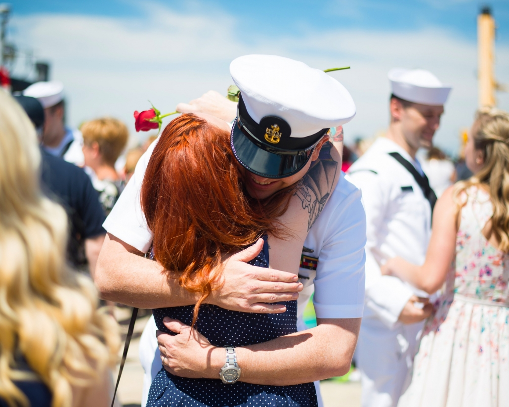 Military veteran learns about Warrior Wellness Nonprofit upon reuniting with wife in Florida